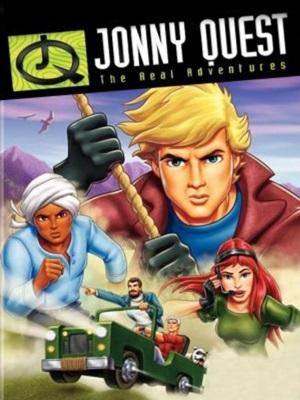As Incríveis Aventuras de Jonny Quest : Poster