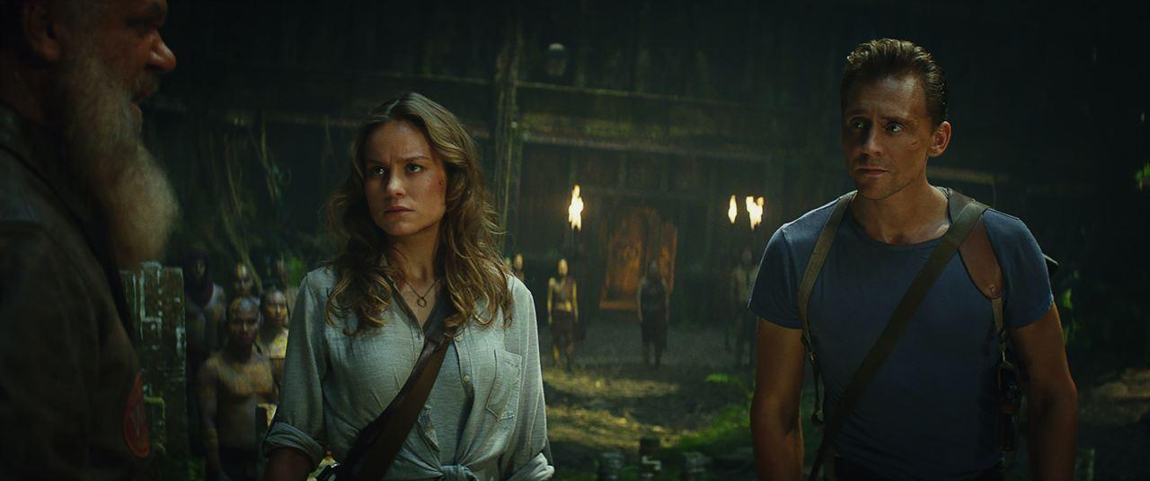 Kong: A Ilha da Caveira : Foto Brie Larson, Tom Hiddleston