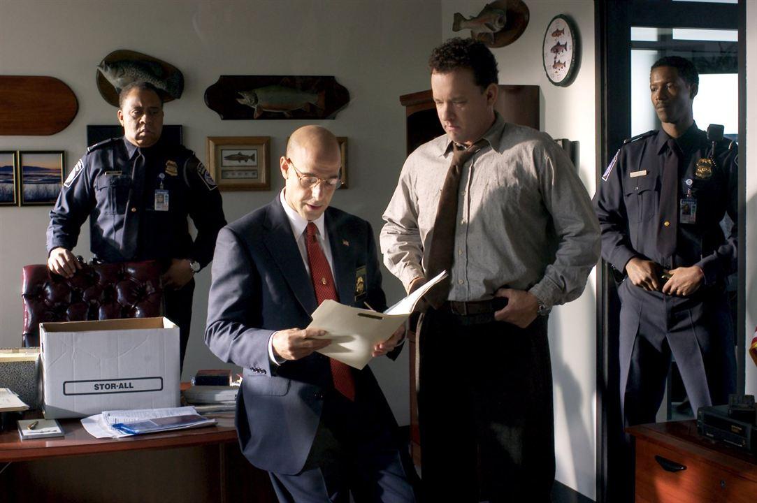 O Terminal: Barry Shabaka Henley, Tom Hanks, Stanley Tucci, Corey Reynolds