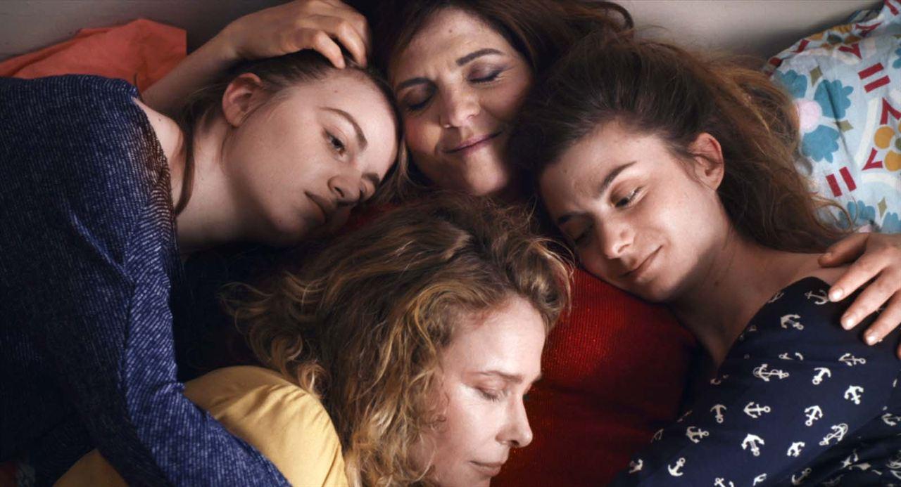 Cinquenta Primaveras : Foto Agnès Jaoui, Lou Roy Lecollinet, Pascale Arbillot, Sarah Suco