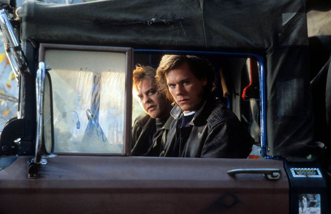 Linha Mortal: Kevin Bacon, Kiefer Sutherland