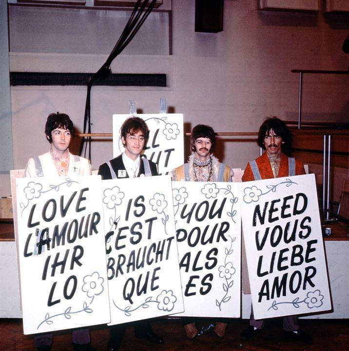 It Was Fifty Years Ago Today! The Beatles: Sgt. Pepper & Beyond : Foto George Harrison, John Lennon, Paul McCartney, Ringo Starr