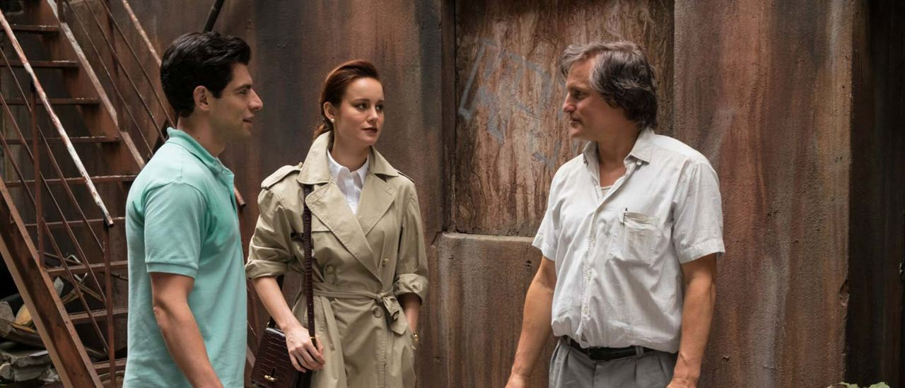 O Castelo de Vidro : Foto Brie Larson, Max Greenfield, Woody Harrelson