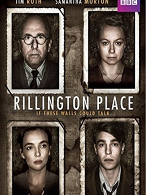 Rillington Place : Poster