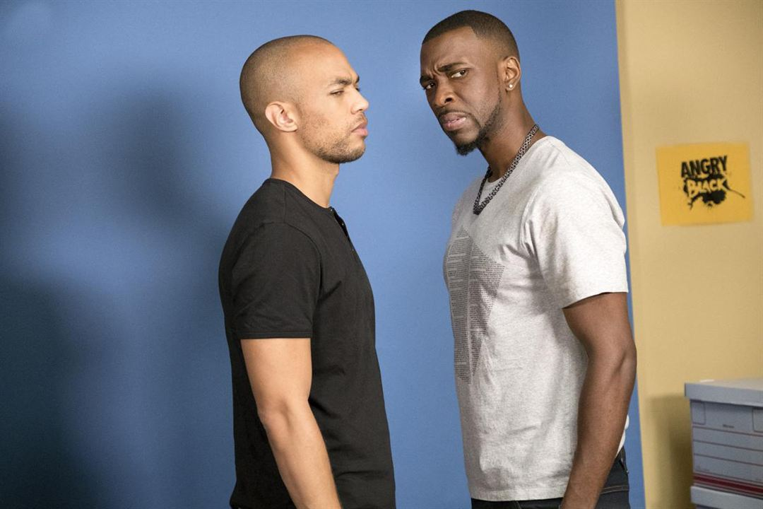 Foto Jay Pharoah, Kendrick Sampson