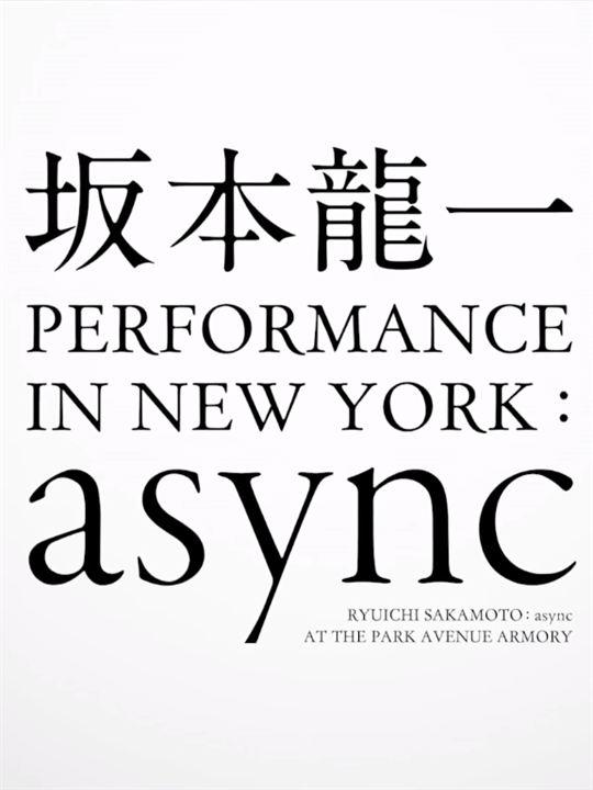 Ryuichi Sakamoto: Um Concerto em Nova York