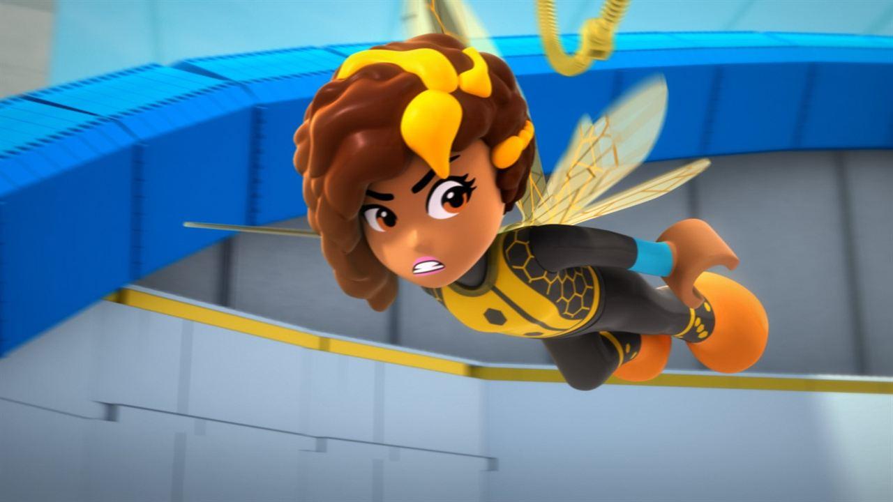 LEGO DC Superhero Girls: Escola de Supervilãs