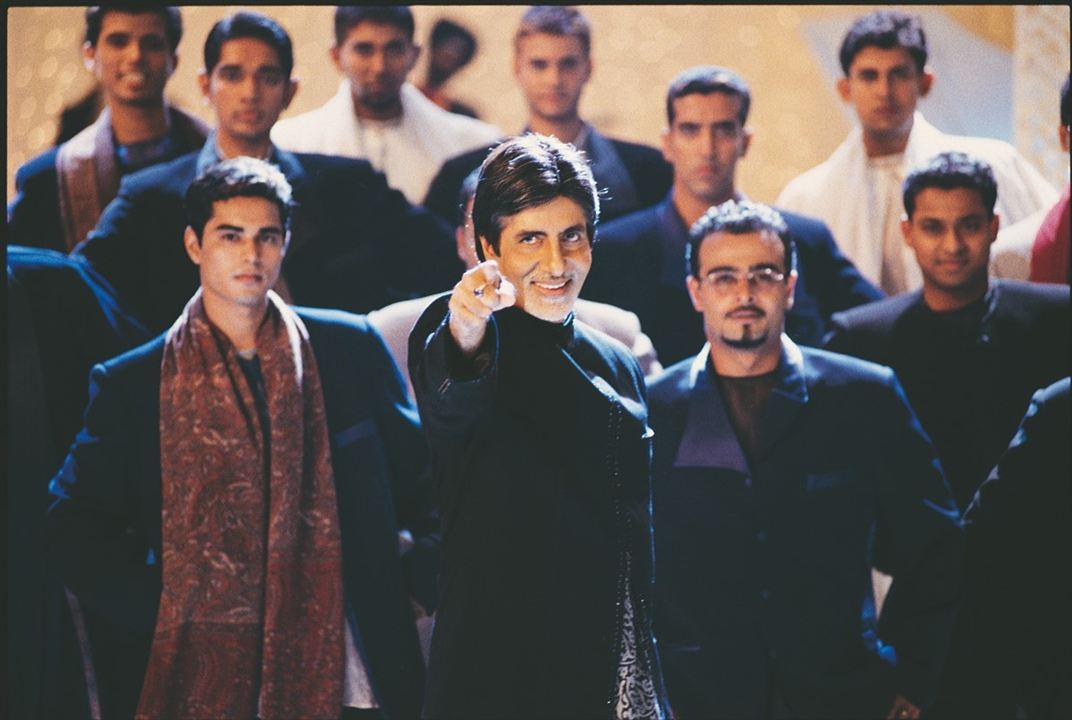 Kabhi Khushi Kabhie Gham... : Foto Amitabh Bachchan