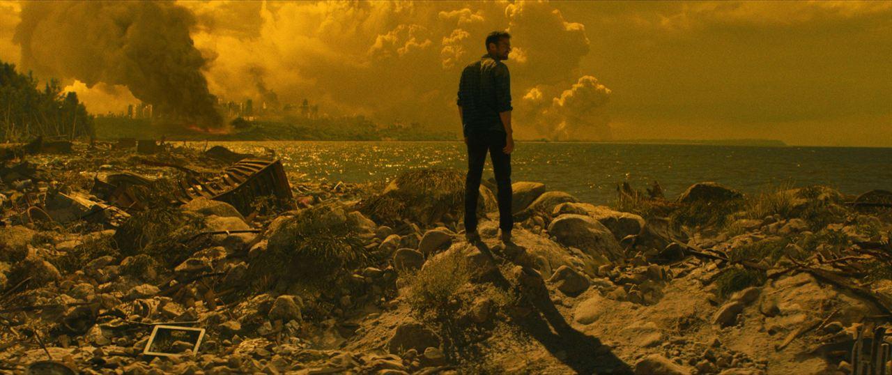 Próxima Parada: Apocalipse: Theo James