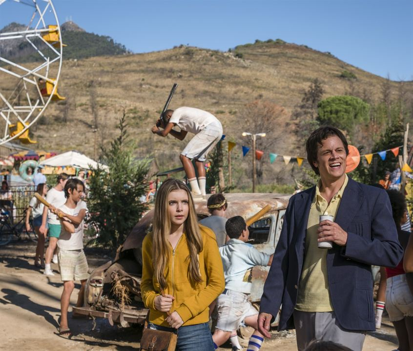 Action Point : Foto Eleanor Worthington-Cox, Johnny Knoxville