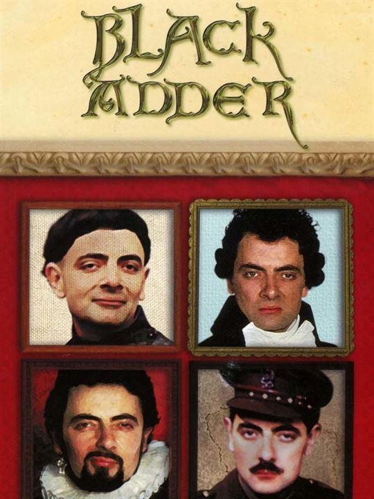 Blackadder : Poster