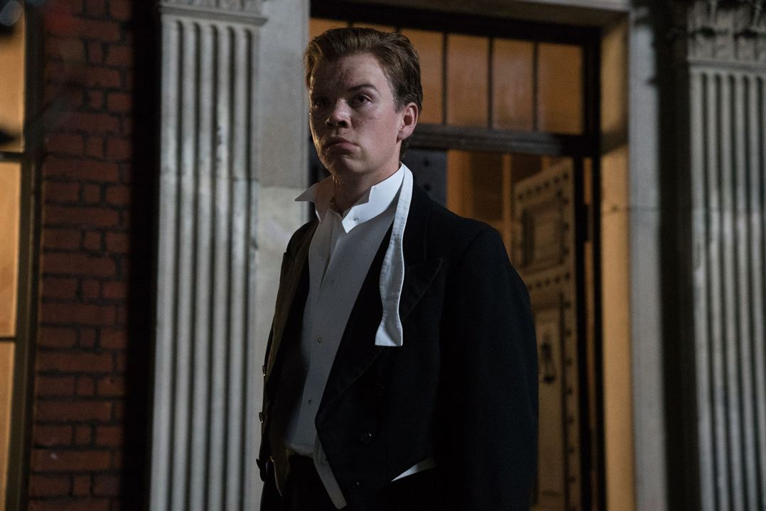 The Little Stranger: Will Poulter
