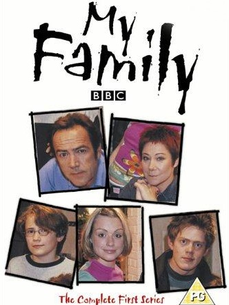 My Family : Poster