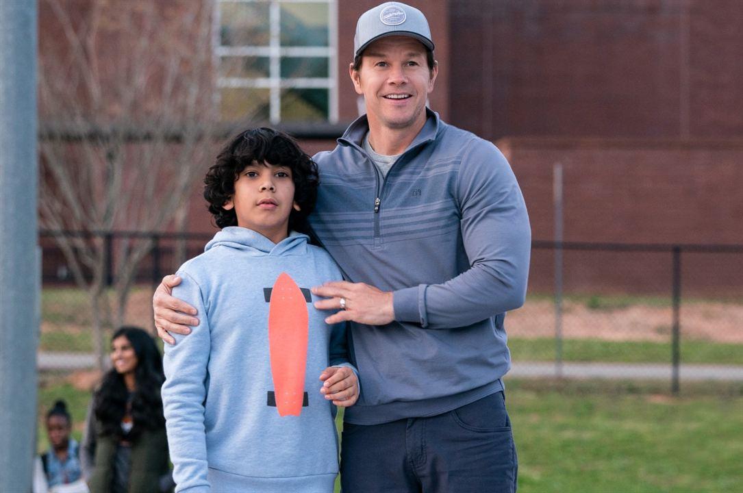 De Repente uma Família: Mark Wahlberg