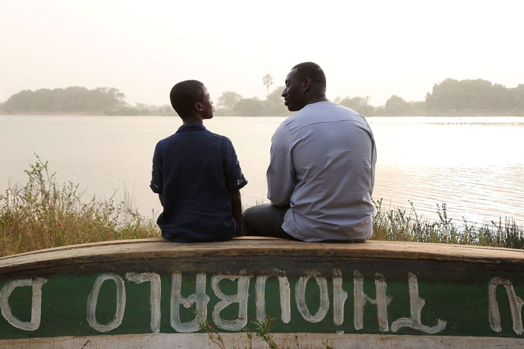 Jornada da Vida : Foto Lionel Louis Basse, Omar Sy