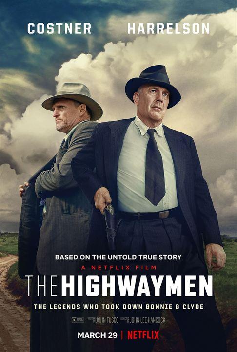 مشاهدة فيلم The Highwaymen 2019 Web-dl مترجم