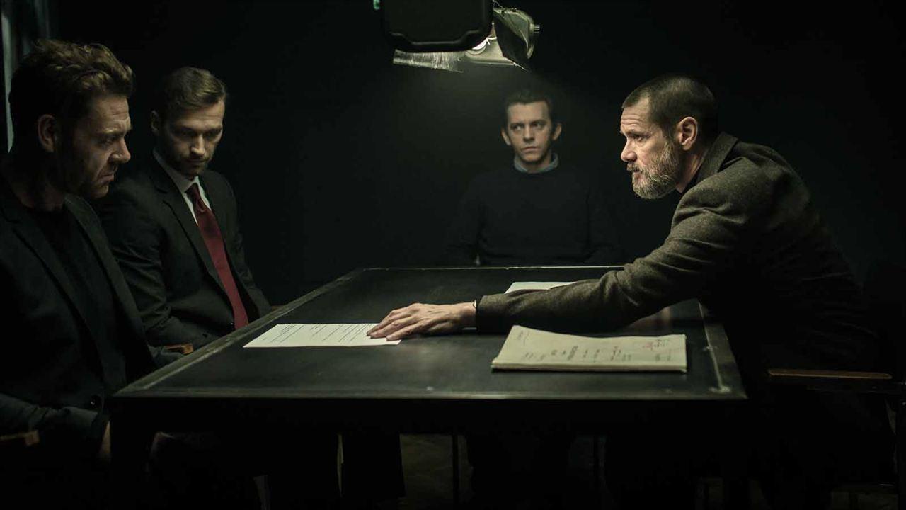 Crimes Obscuros : Foto Jim Carrey, Marton Csokas, Piotr Glowacki