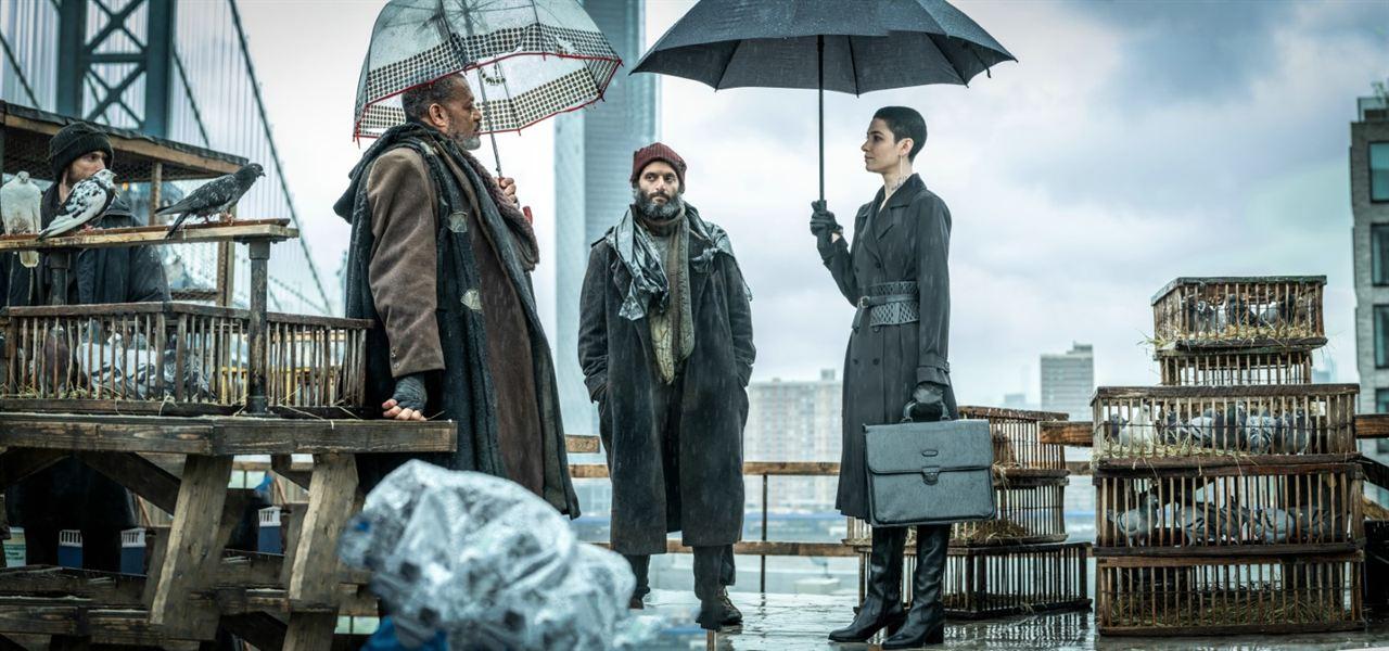 John Wick 3 - Parabellum: Laurence Fishburne, Jason Mantzoukas, Asia Kate Dillon