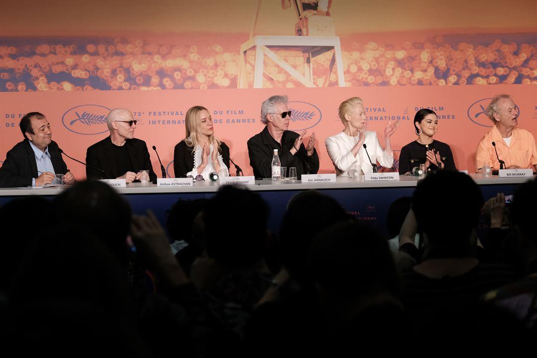 Os Mortos Não Morrem: Jim Jarmusch, Bill Murray, Selena Gomez, Chloë Sevigny