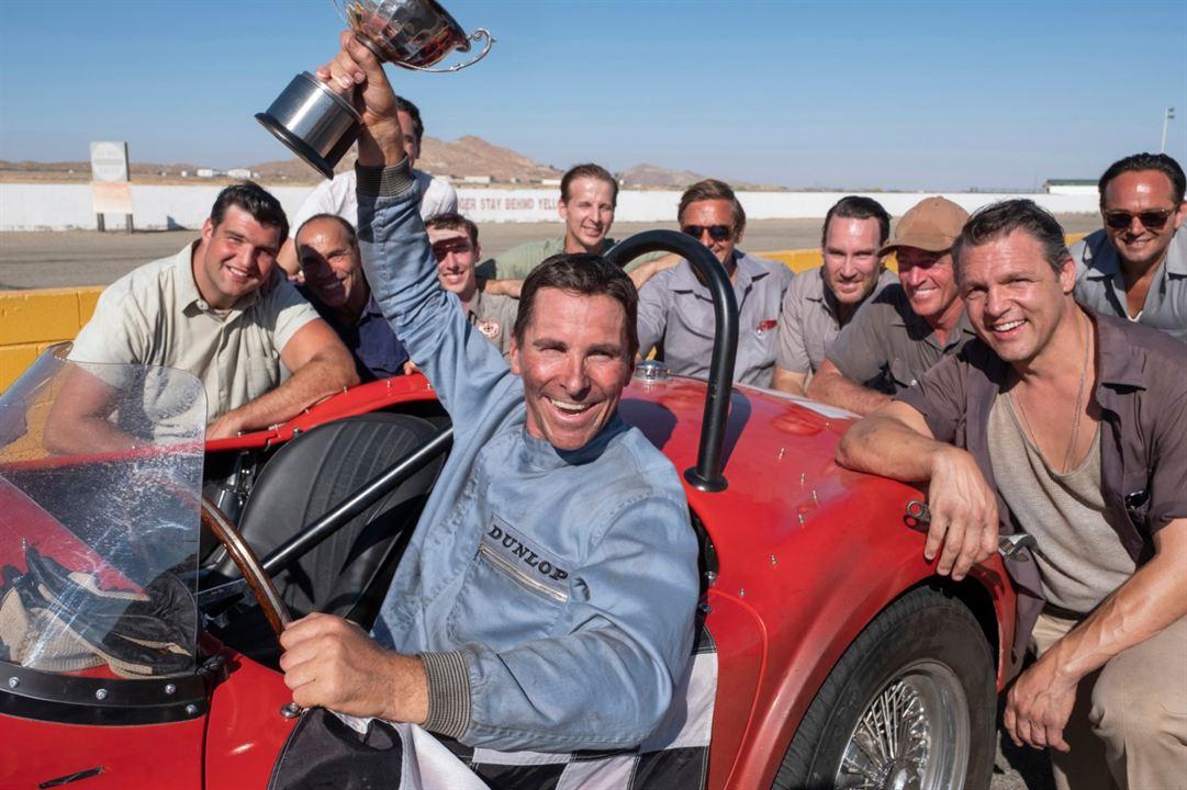 Ford vs. Ferrari : Foto Christian Bale