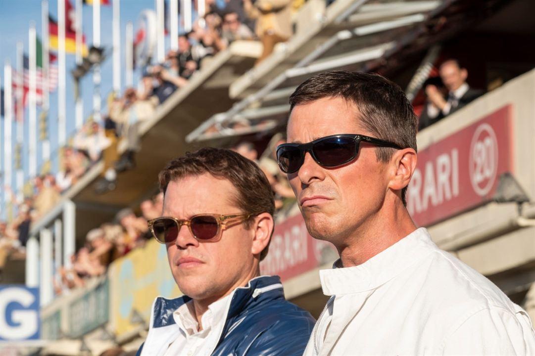 Ford vs. Ferrari : Foto Christian Bale, Matt Damon