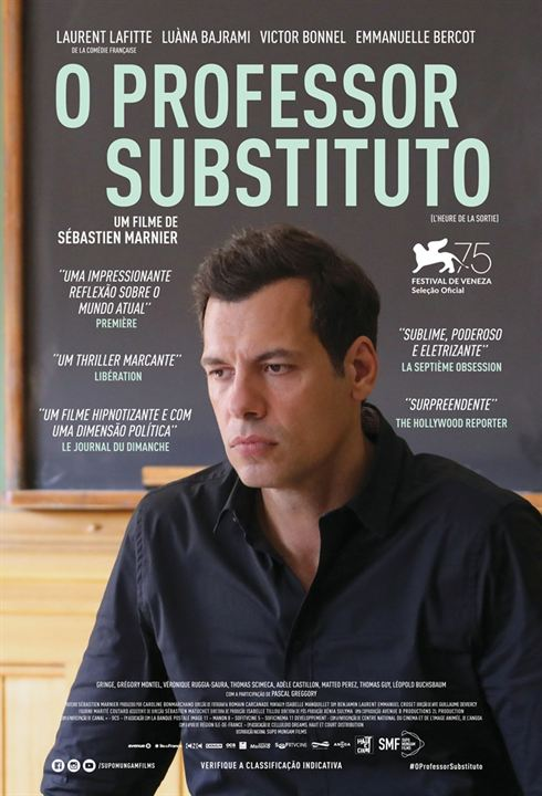 O Professor Substituto : Poster