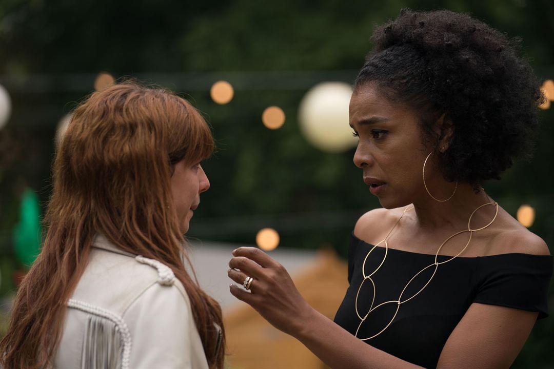 As Loucuras de Rose : Foto Jessie Buckley, Sophie Okonedo
