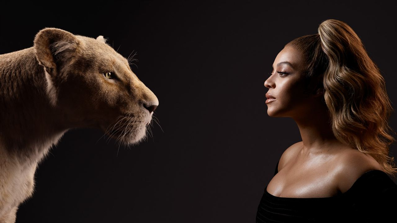 O Rei Leão : Vignette (magazine) Beyoncé Knowles-Carter