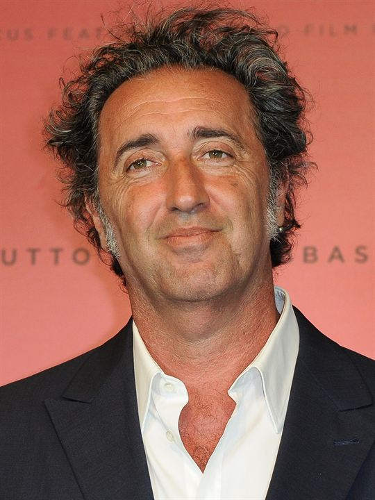 Poster Paolo Sorrentino