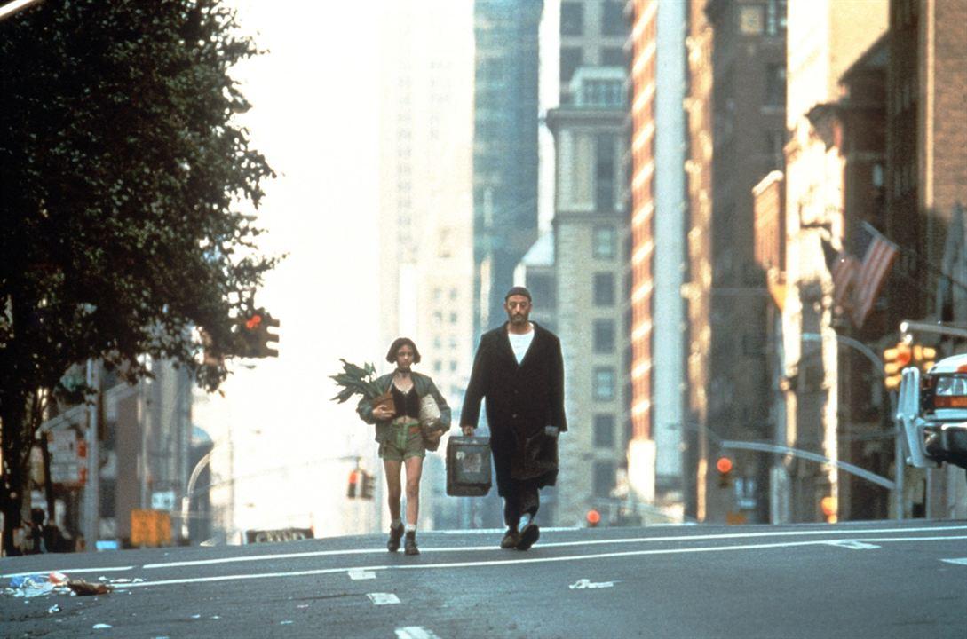 O Profissional: Jean Reno, Natalie Portman