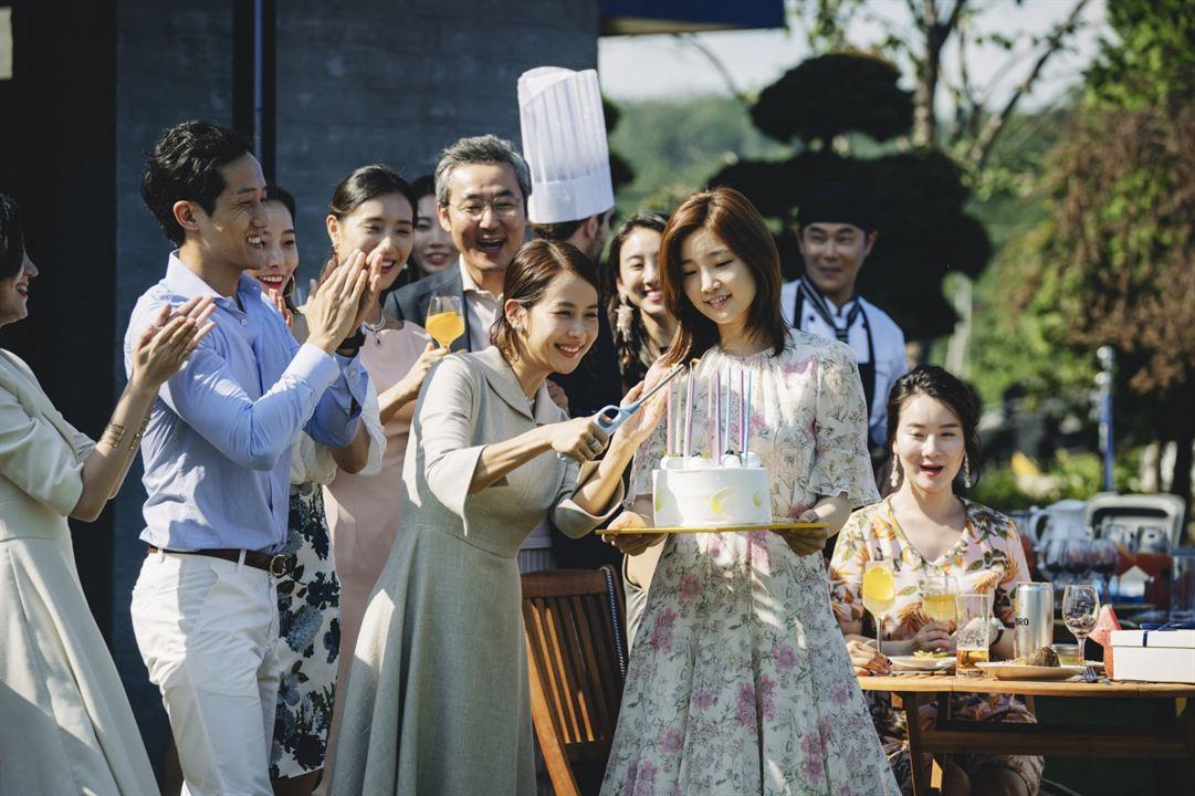 Parasita : Foto Cho Yeo-jeong, Park So-Dam, Sun-kyun Lee