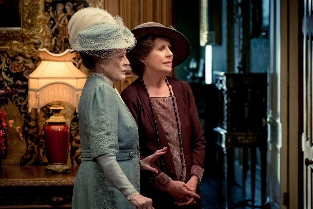 Downton Abbey - O Filme : Foto Maggie Smith, Penelope Wilton