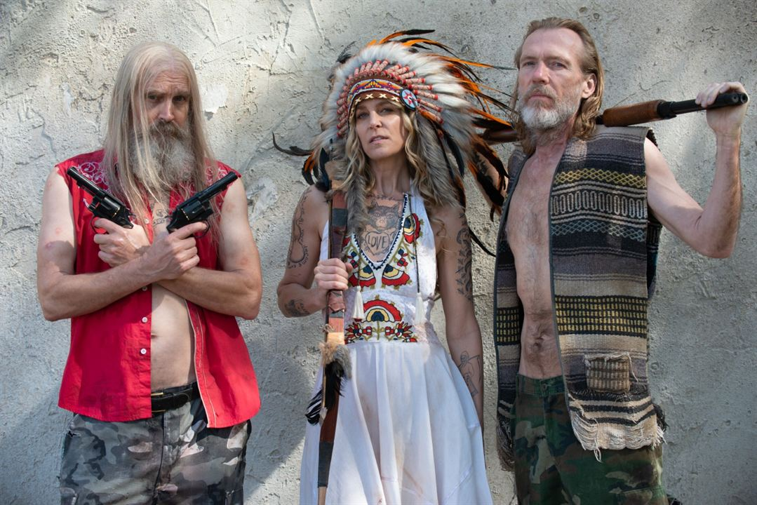 Os 3 Infernais : Foto Bill Moseley, Richard Brake, Sheri Moon Zombie