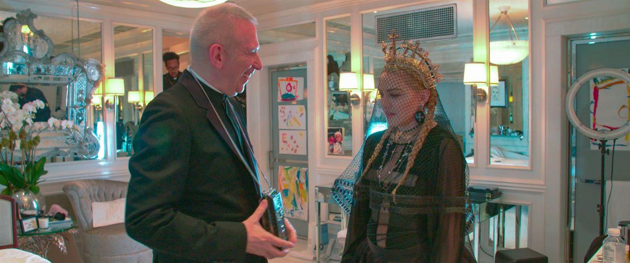 Jean Paul Gaultier: Freak & Chic : Foto Jean-Paul Gaultier, Madonna