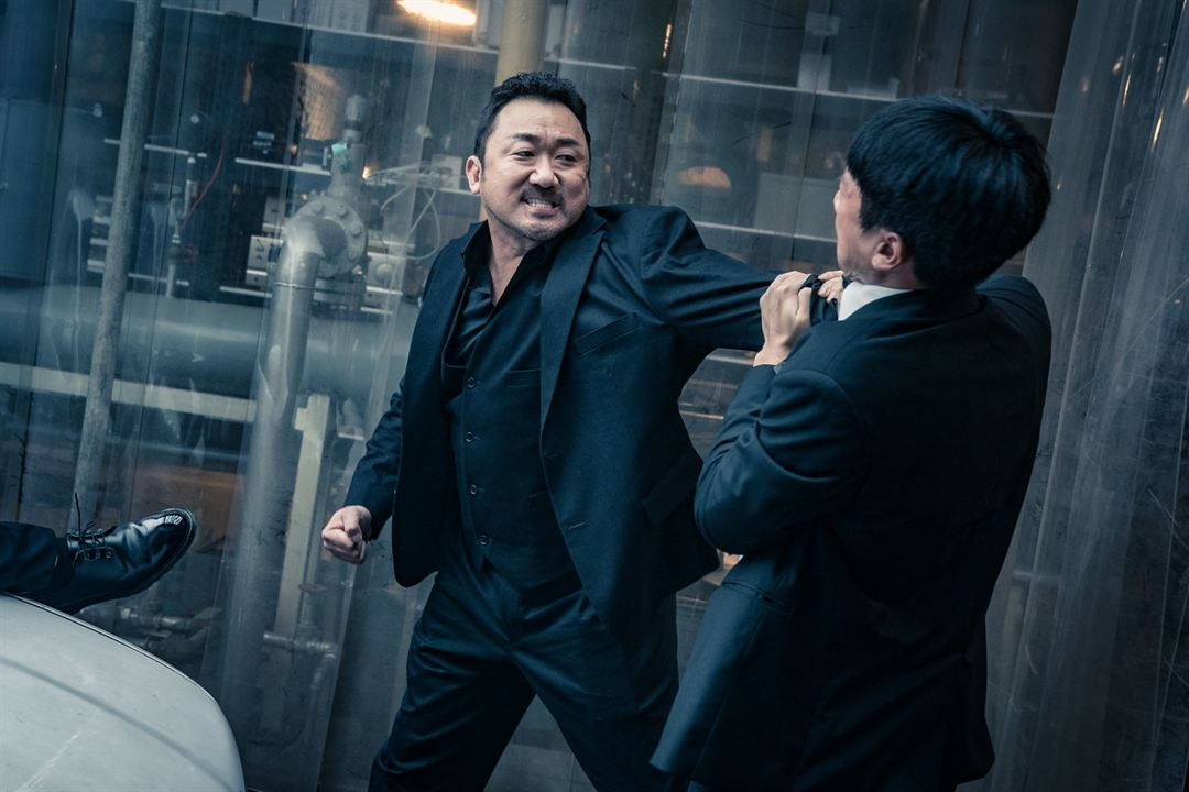The Gangster, The Cop, The Devil : Foto Dong-seok Ma