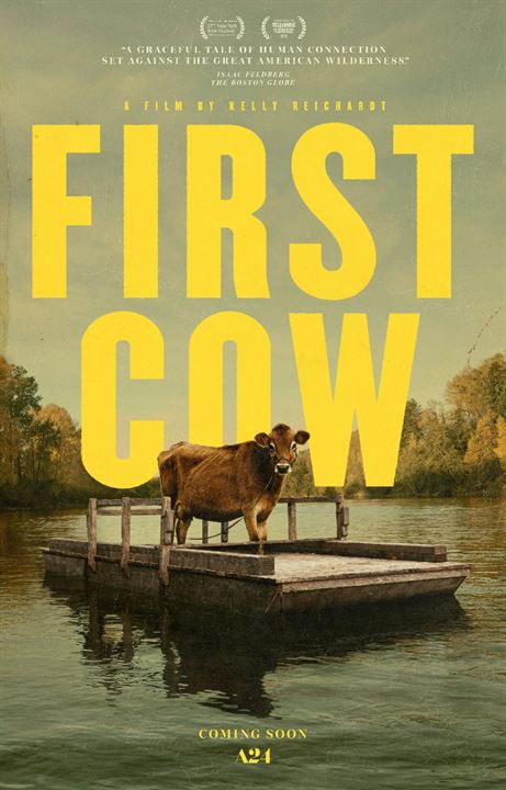 First Cow poster - Poster 1 - AdoroCinema