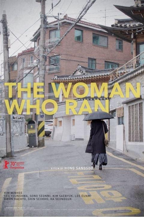 The Woman Who Ran poster - Poster 1 - AdoroCinema