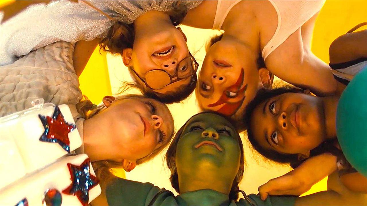 Troop Zero: Mckenna Grace, Charlie Shotwell, Bella Higginbotham