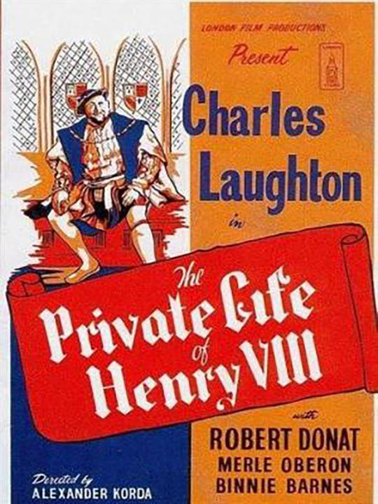 Os Amores de Henrique VIII poster - Poster 2 - AdoroCinema