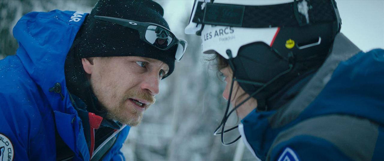 Slalom - Até o Limite : Foto Jérémie Renier, Noée Abita