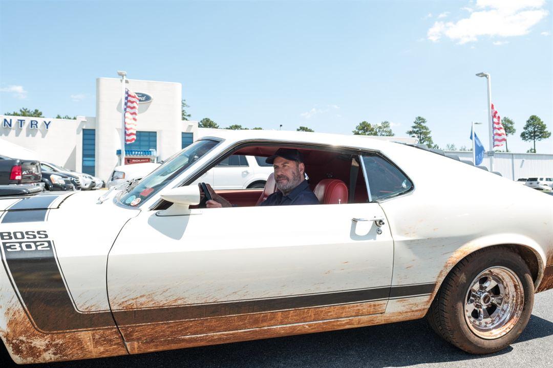 Trading Paint : Foto John Travolta