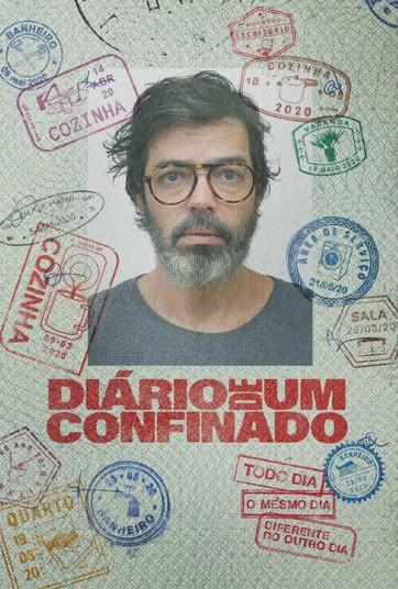 Diário de Um Confinado : Poster