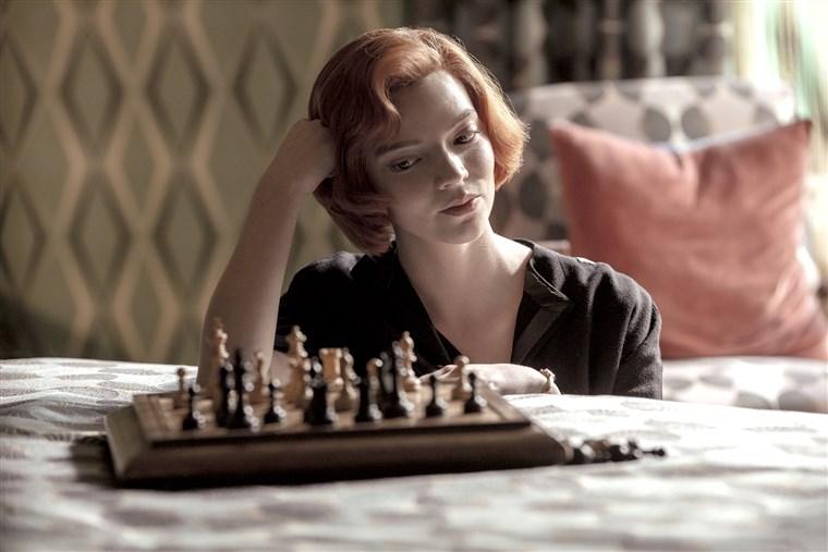 O Gambito da Rainha : Foto