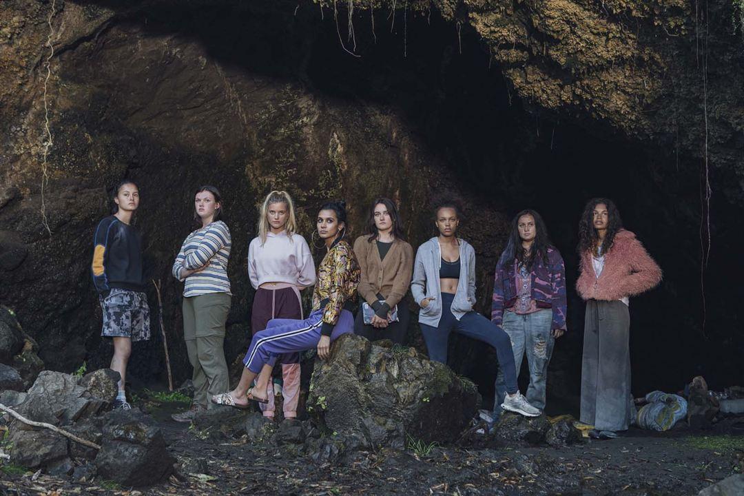Foto Erana James, Helena Howard, Jenna Clause, Mia Healey, Reign Edwards