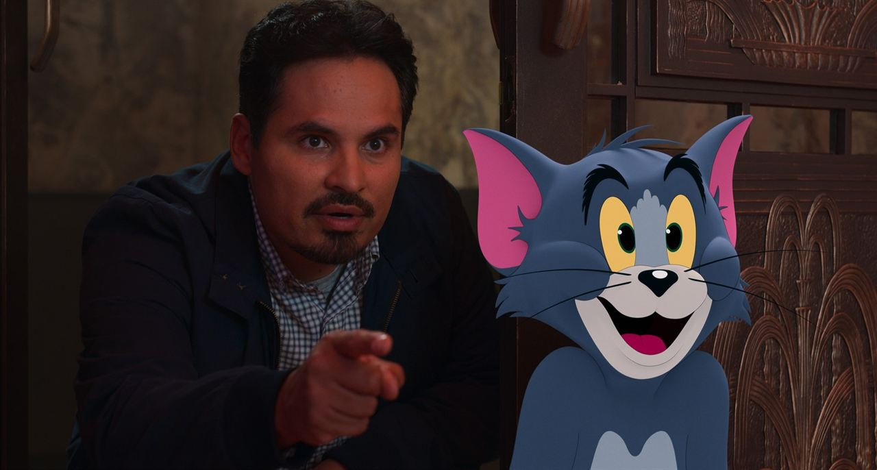 Tom & Jerry: O Filme: Michael Peña