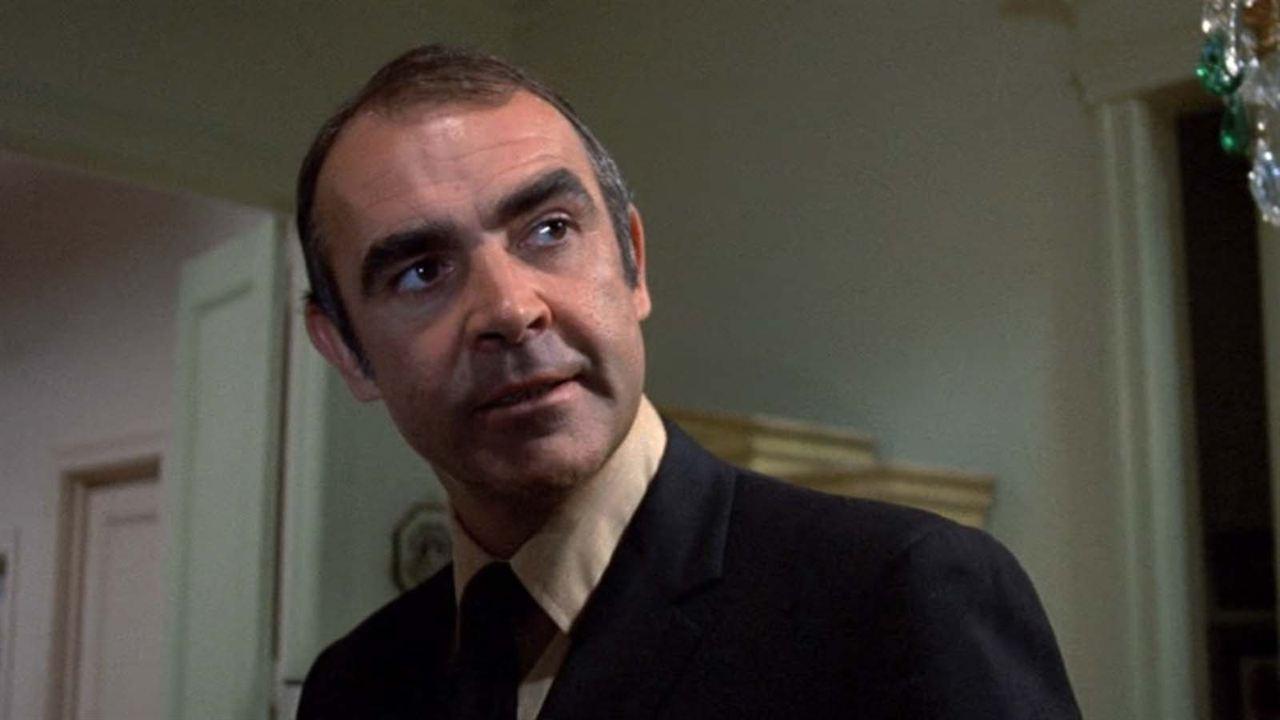 O Golpe de John Anderson : Foto Sean Connery