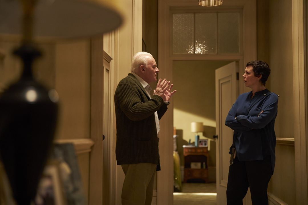 Meu Pai : Foto Anthony Hopkins, Olivia Colman