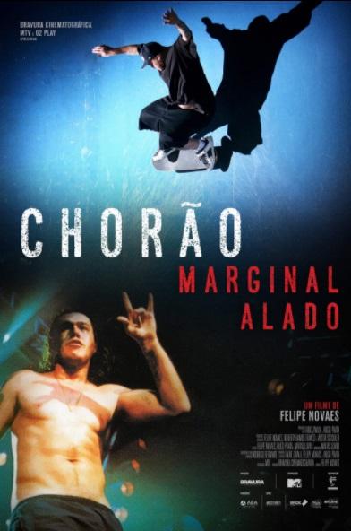 Chorão: Marginal Alado poster - Foto 1 - AdoroCinema