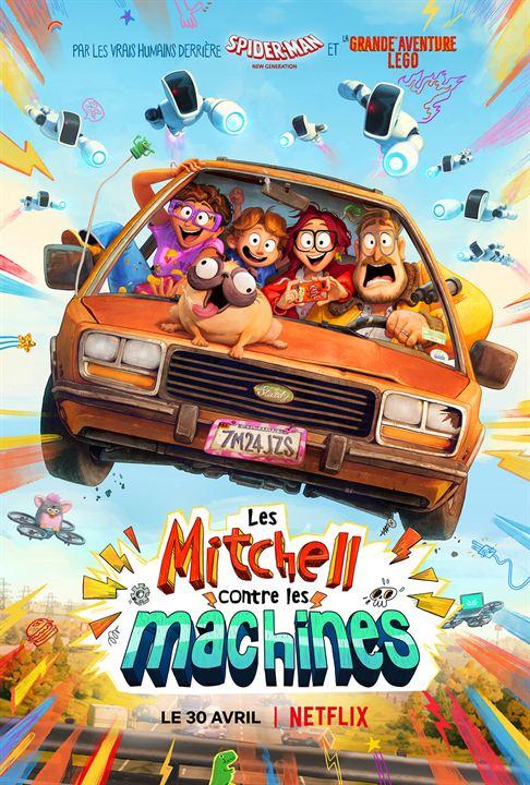 A Família Mitchell e a Revolta das Máquinas poster - Foto 4 - AdoroCinema