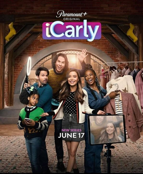 iCarly (2021) : Poster